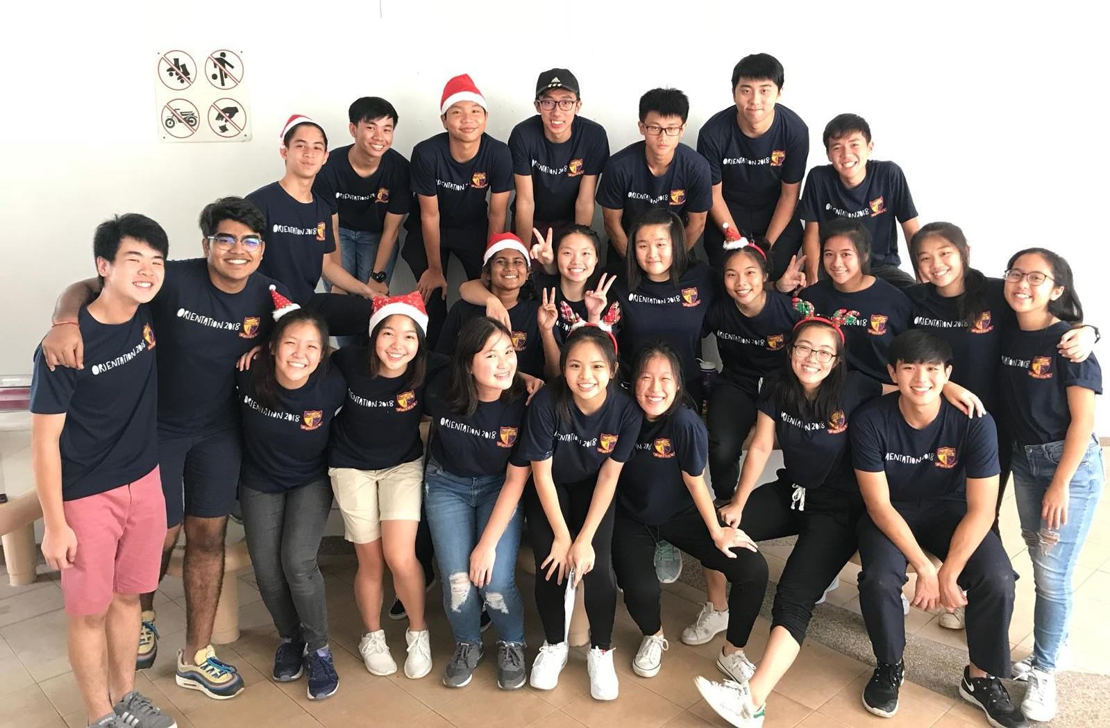 ACJC Volunteers